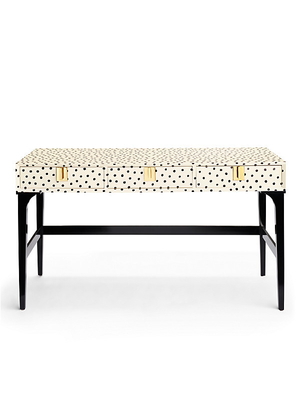 Kate Spade Polka Dot Downing Desk Home decor
