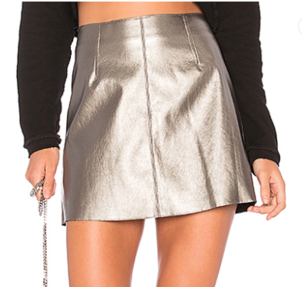 Bailey 44 Metallic Skirt Skirts