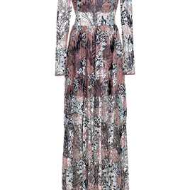 Jeslyn Embroidered Gown