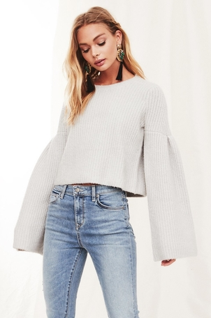 Lovers + Friends Maxine Sweater Tops