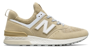 New Balance 574 Sport Beige/White Shoes