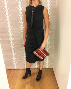 Diane Cotton Lizzie Fortunato Raquel Allegra Elevate your Holiday Look Bags Dresses Jewelry