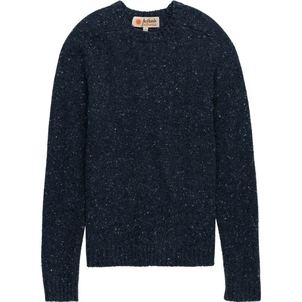Mollusk CAMBRIDGE SWEATER ATLANTIC BLUE Men's