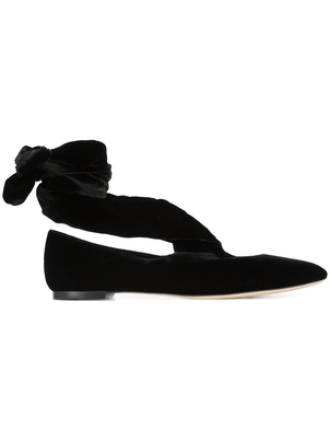 The Row Elodie Ballerina Shoes Shoes