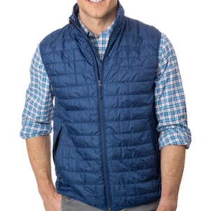 Southern Tide Back Country Primaloft Vest Outerwear