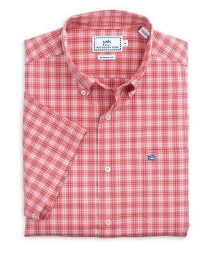 Southern Tide Carolina Shores Sports Shirt Tops