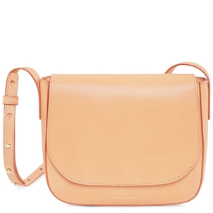 Mansur Gavriel Crossbody in Cammello Bags
