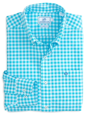 Southern Tide Waters Edge Sportshirt Tops