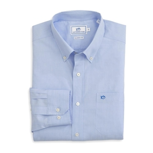 Southern Tide Sullivan Solid Sports Shirt Tops