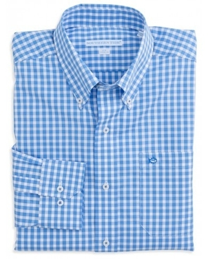 Southern Tide Gingham Classic Tops