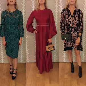 Isabel Marant Lela Rose Roksanda Favorite Holiday Looks Dresses
