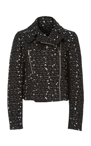 Giambattista Valli Black Giacca Jacket Outerwear