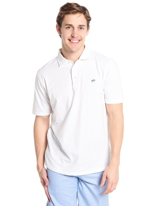 Southern Tide Channel Marker Polo Tops
