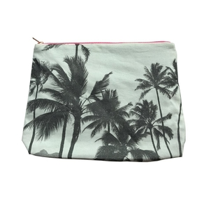 Samudra Palm Tree Pouch Bags Gifts