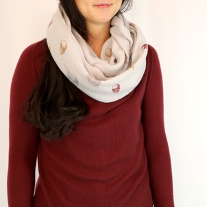 360 CASHMERE Escarly Infinity Scarf Accessories