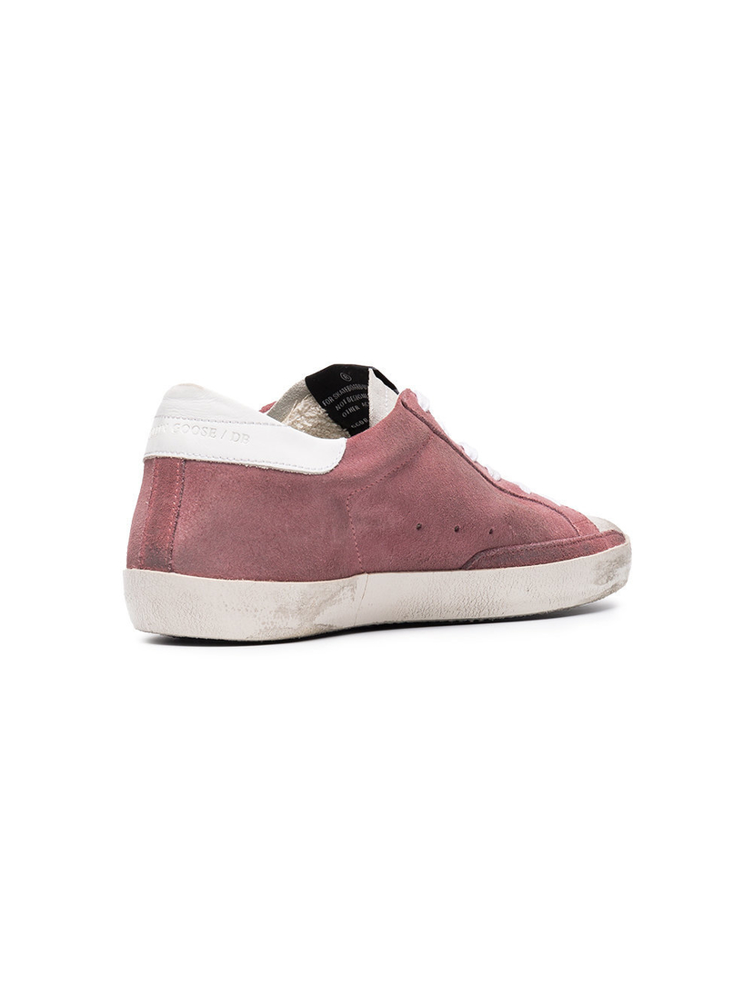 Golden Goose Deluxe Brand Superstar Sneaker Pink/White Shoes