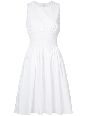 Rosetta Getty Sleeveless Gathered Dress Dresses