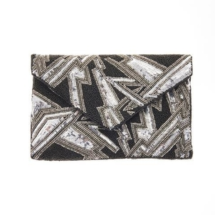 From St Xavier Bowie Clutch Bags