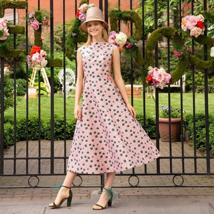 Lela Rose Garden chic in full bloom. Dresses
