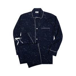 LOWELL PAJAMA SET CONSTELLATION NAVY