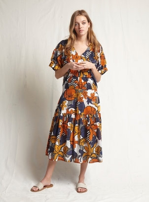 Warm Sola Dress Dresses