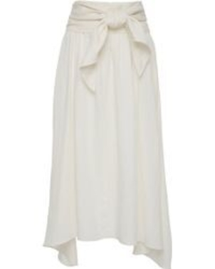 Apiece Apart Cosmos Convertible Dress in Cream Dresses Skirts
