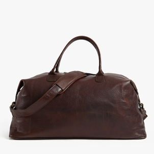 Moore & Giles Benedict Leather Duffle Bag Bags