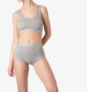 Sunspel Gym Pant in Grey Lingerie