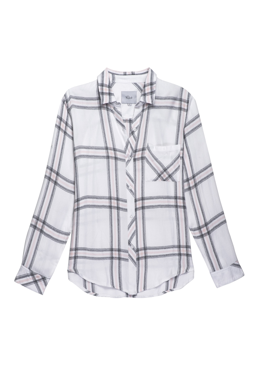 Rails Hunter Button Down Tops