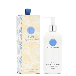 Niven Morgan Blue Body Lotion Accesories Gifts Health & beauty