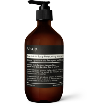 Aesop Rose Hair and Scalp Moisturising Masque Health & beauty
