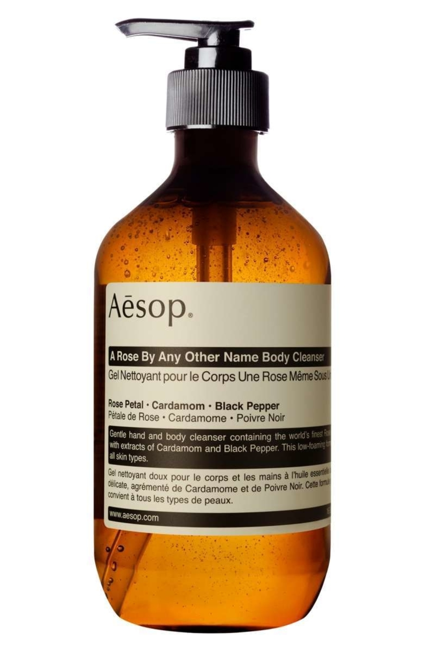 Aesop A Rose By Any Other Name Body Cleanser (16.9 fl oz) Health & beauty