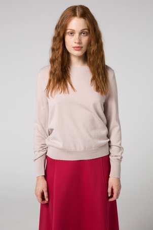 Dorothee Schumacher 'Beauty Boarding' Cashmere Sweater Tops