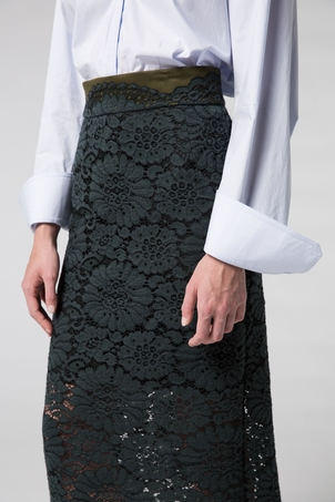 Dorothee Schumacher Lace Temptation Skirt Skirts