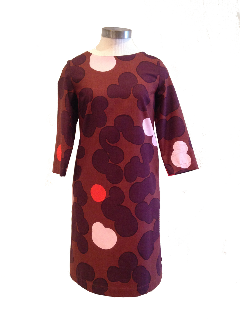 Marimekko Printed Dress Dresses