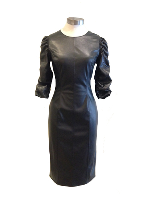 Bailey 44 Leather Dress Dresses