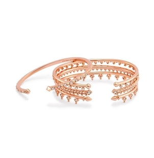 Kendra Scott Stackable Delphine Bracelets Jewerly