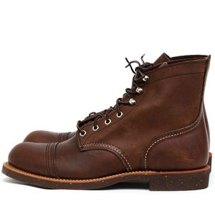 Red Wing Shoes IRON RANGER BOOT AMBER HARNESS Men's