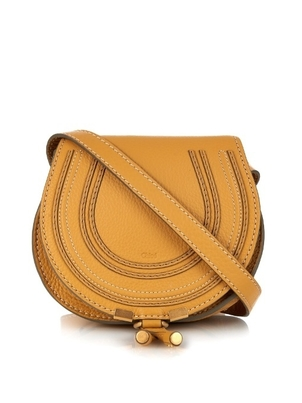 Chloé Marcie Small Bag in Mustard Bags