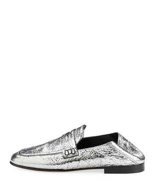 Isabel Marant Fezzy Shoe Silver (originally $495) Sale Shoes
