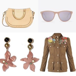 Chloé Lizzie Fortunato Smoke x Mirrors Veronica Beard Gift Giving Accessories Bags Jewelry Outerwear