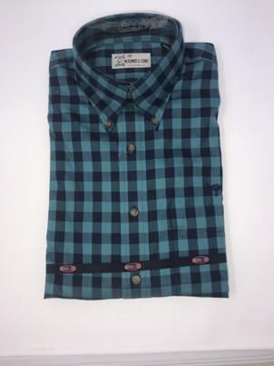 M. Dumas & Sons Long Sleeve Button Down (Originally $89.50) Sale Tops
