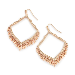 Kendra Scott Lacy Drop Earrings Jewerly