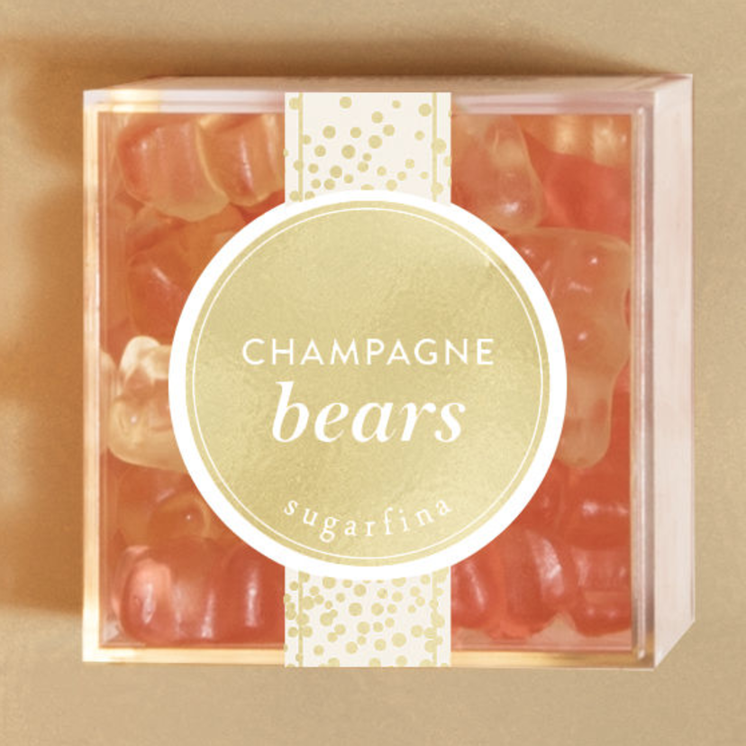 Sugarfina Cheers Champagne Candy Box Gifts Home decor Shoes