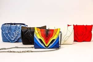 Elena Ghisellini Color Sophistication Bags