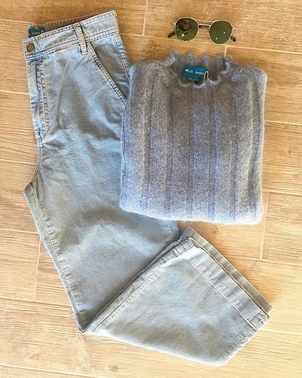 M.i.h Jeans Monochromatic Accessories Pants Tops