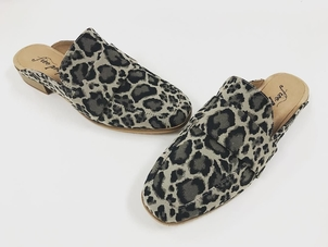 Free People At Ease Leopard Loafers Shoes