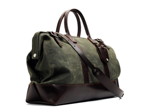 Billykirk MEDIUM CARRYALL OLIVE Men's