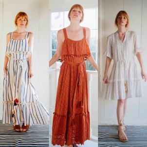 Trovata Dreaming of Warmer Days Dresses