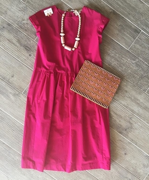 Alex Holleman Ann Howell Bullard Odeeh Pretty in Pink Accessories Dresses Jewelry